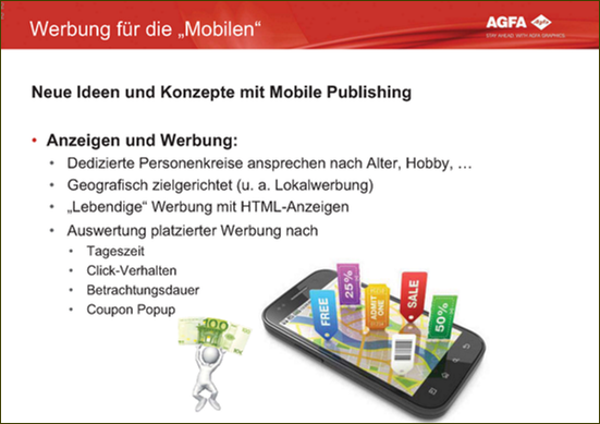 Mobile Publishing mit Agfa Eversify